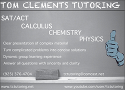 TC Tutoring Ad