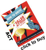How To Write A Killer ACT Essay by Tom Clements